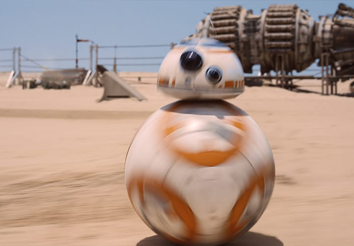 unnamed file - スターウォーズ/フォースの覚醒 BB-8とインプラント
