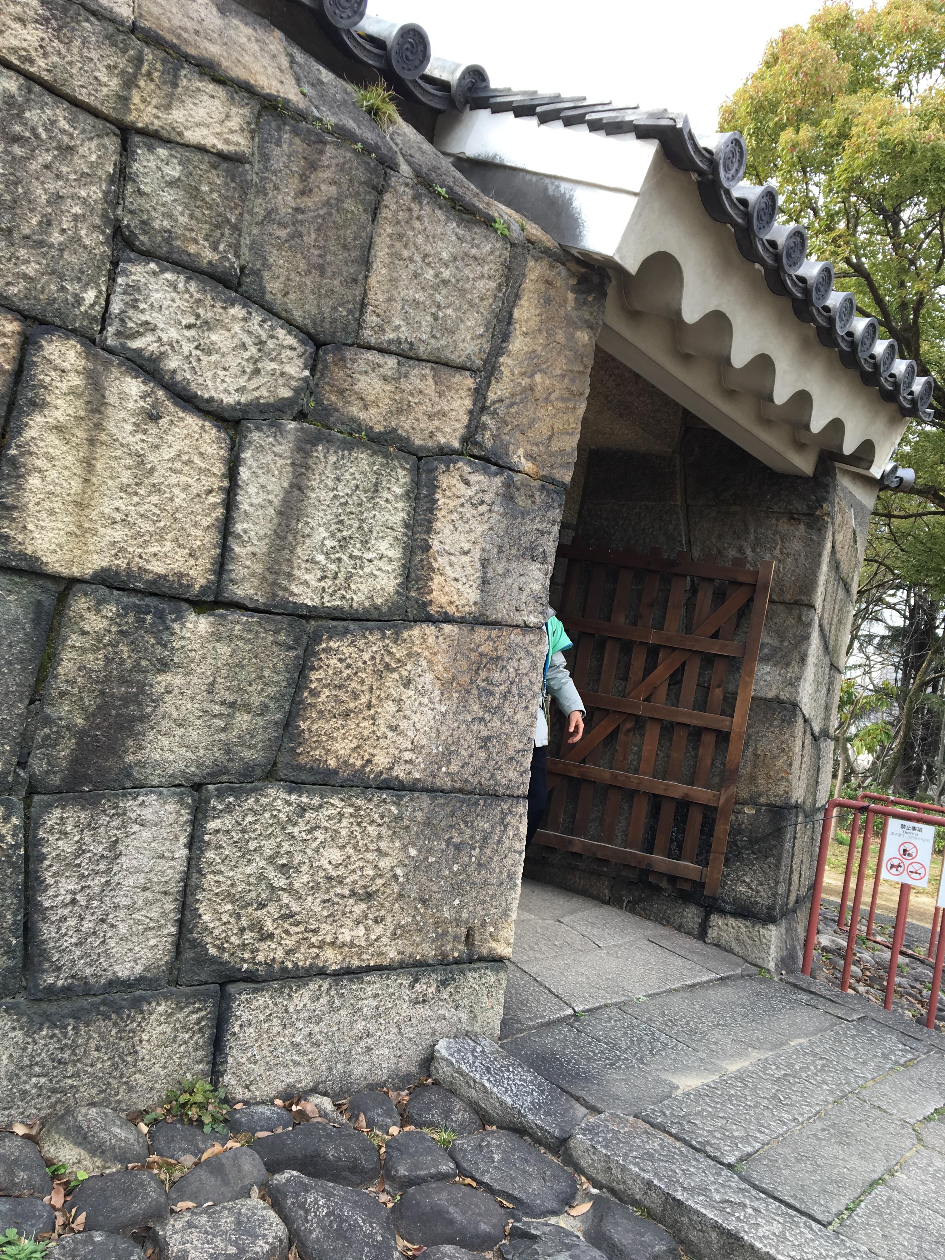 IMG 3423 - 大阪城櫓(やぐら)めぐり つづき